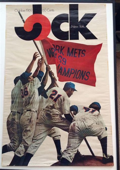 of my new york mets memorable stories of mets baseball books new york mets magazine poster 1969 collectors weekly