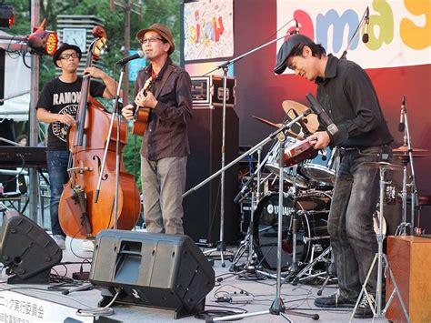 ukulele swing ukulele swing trio ウクレレ スイング トリオ 尼崎のみんなで作る音楽祭 尼ソニック