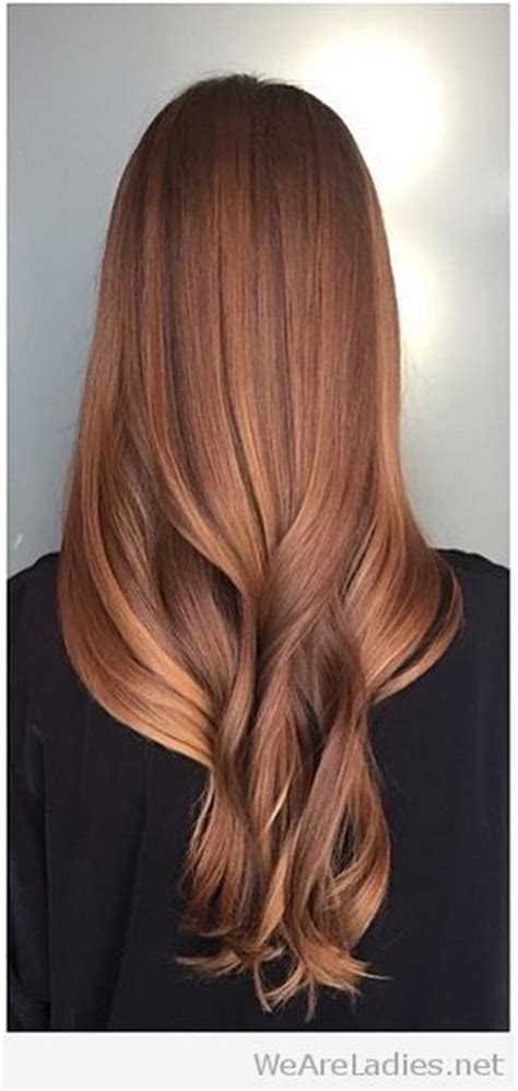 sun kissed hair color sunkissed auburn haircolor
