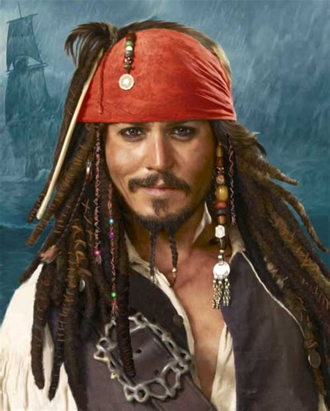 oh captain my captain johnny depp as jack sparrow did you know lots more fabulous facts folks fasab