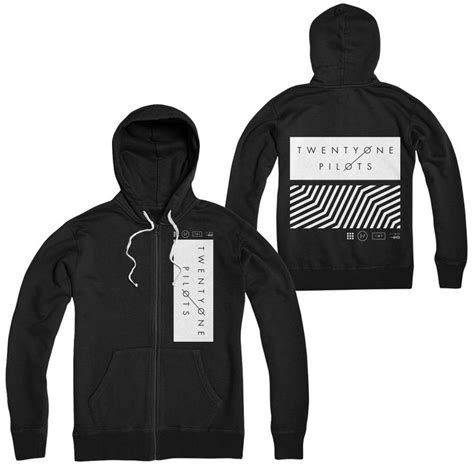 Hoodie One Of 1000 images about twenty one pilots merch on