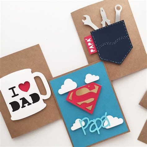 Handmade Fathers Day Cards - handmade father s day cards ideas easy handmade fathers