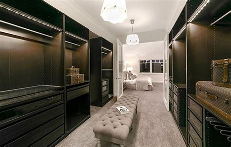 Wardrobe House by Walk In Wardrobes For The Fashion Addicted Realestate Au