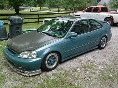 custom 1999 honda civic 1999 honda civic si 8 000 100246569 custom jdm car