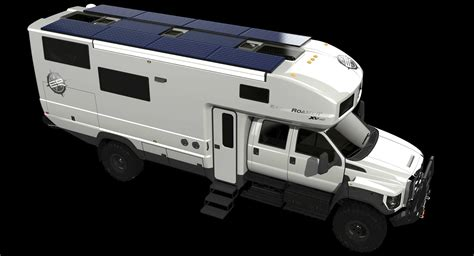 ford earthroamer xv hd earthroamer xv hd supersizes expedition vehicles preview