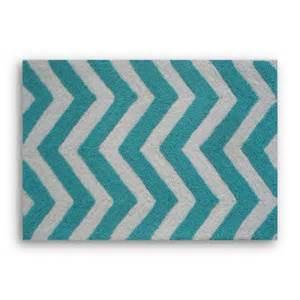 chevron accent rug chevron turquoise accent rug textiles rugs pinterest