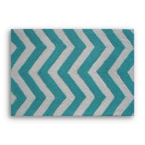 turquoise accent rug chevron turquoise accent rug textiles rugs pinterest