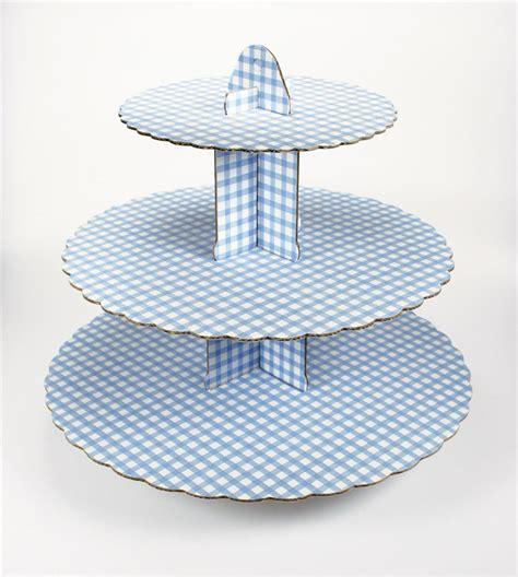 Cake Tier Piring Susun Tempat Kue by Jual Cupcake 3 Tier Display Pajangan Susun Cupcake One