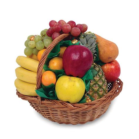 fruit gift baskets medium fruit gift basket shop portland or
