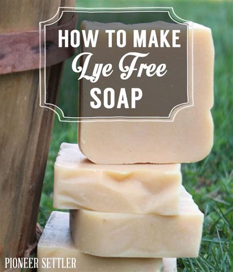 How To Make Handmade Soap At Home - how to make oatmeal soap without lye