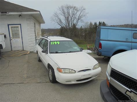 new castle auto upholstery ford escort 1 4 station wagon for sale used cars on
