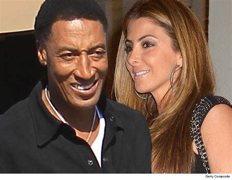 And Tony Make It Official by Scottie And Larsa Pippen Make It Official Divorce