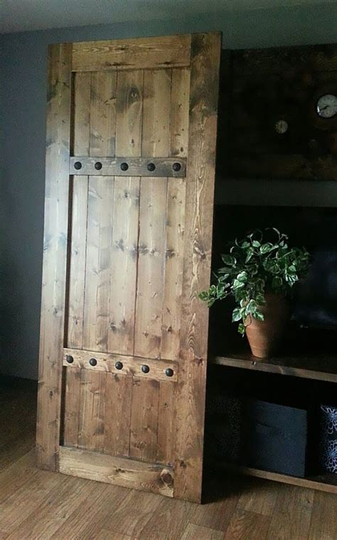 Interior Farmhouse Doors Interior Barn Door Sliding Wooden Door Barn Door With Hardware Farmhouse Style Barn Door