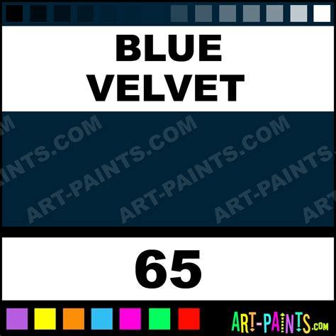 blue velvet metallics fabric textile paints 65 blue