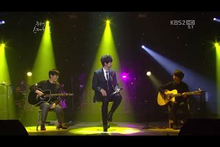 yhy sketchbook guest list seung gi performs together with ham choonho and jung