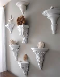 Decorating Ideas With Corbels Wall Sconce Shelves To Display Collections Completely