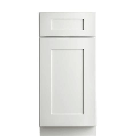 aspen white shaker ready to assemble bathroom vanities