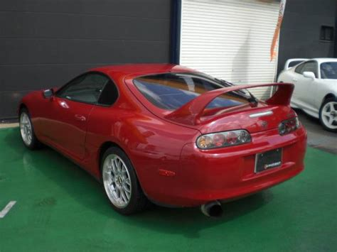 Toyota Supra 2000 2000 Toyota Supra Rz S 6 Speed Manual