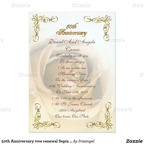 50th wedding anniversary response cards 108 best images about 50th wedding anniversary invitations