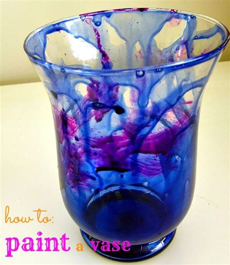paint gift ideas diy how to paint a vase diy gift ideas