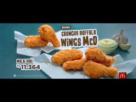 Mcd Wings mcd crunchy buffalo wings