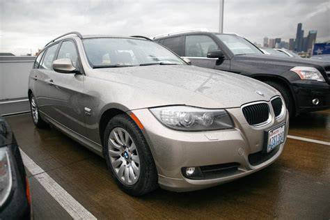Pre Owned Bmw 3 Series by Pre Owned 2009 Bmw 3 Series 328i Xdrive Station Wagon In