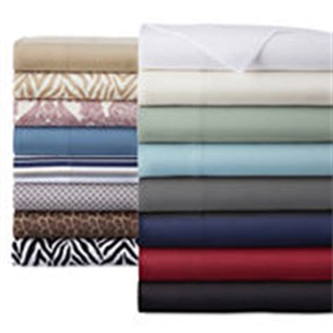 Jcpenney Bed Sheets by Bed Sheets Cotton Sheets Pillow Cases Jcpenney