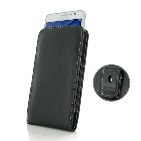 samsung galaxy pouch samsung galaxy on5 pouch with belt clip pdair