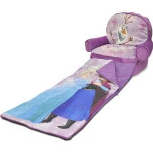 Frozen Bean Bag Chair by Walmart Disney Frozen Bean Bag Chair With Bonus Slumber