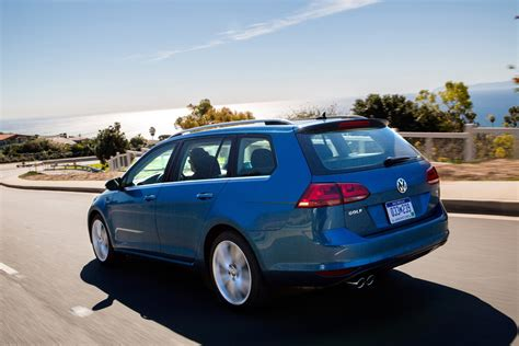 Volkswagen Golf Usa by Volkswagen Golf Sportwagen Is Official Usa Cycling Vehicle