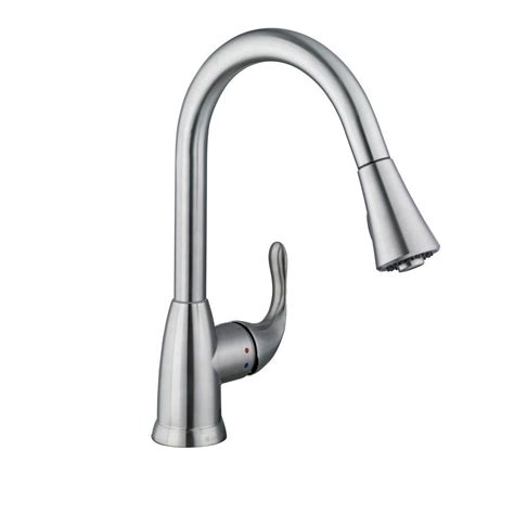 delta izak single handle pull down sprayer kitchen faucet