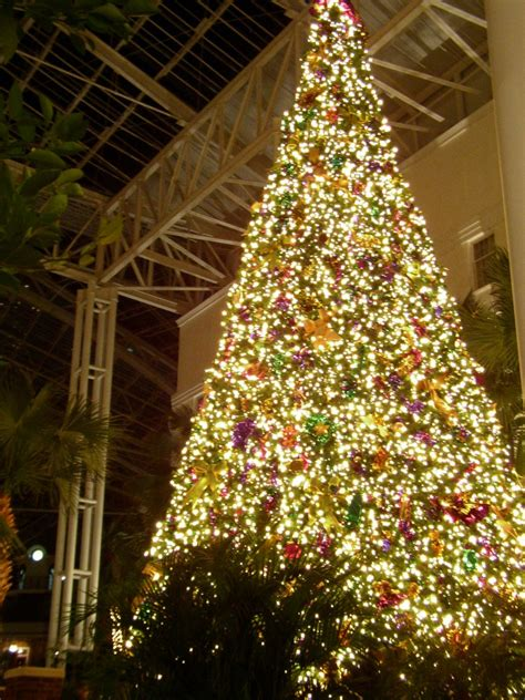 christmas at opryland hotel