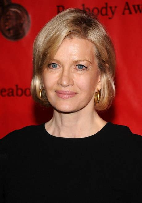 how to cut diane sawyer hairstyle diane sawyer haircut