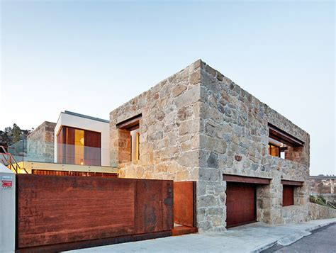 First Texas Homes Floor Plans Fcc Arquitectura Gives A Crumbling Stone Farmhouse A