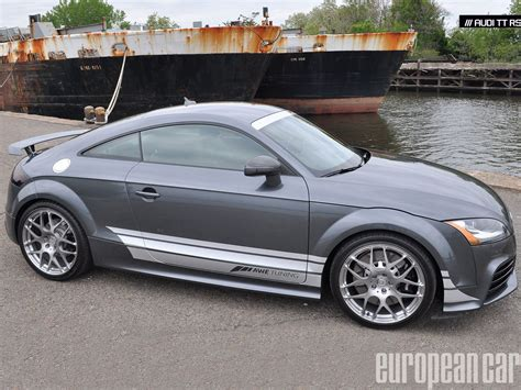 Audi Tt Rs Aufkleber by 2012 Audi Tt Rs Awe Struck European Car Magazine