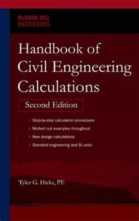 civil engineering formulas  tyler  hicks  civil engineering blog click