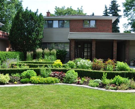 landscaping front garden bed ideas australia