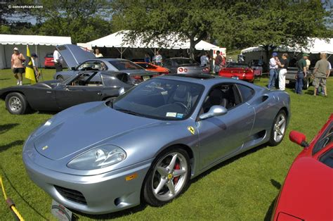 Ferrari 360 Modena 1999 by Auction Results And Sales Data For 1999 Ferrari 360 Modena