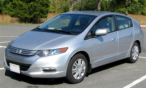 cars beautyfull wallpapers 2010 honda insight lx images