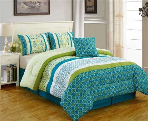 turquoise bed sets a quick guide to turquoise bedding the home bedding guide