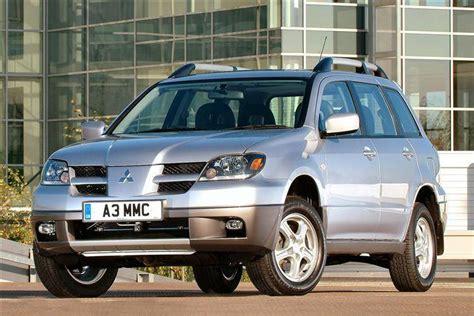mitsubishi cars 2003 mitsubishi outlander 2003 2007 used car review car