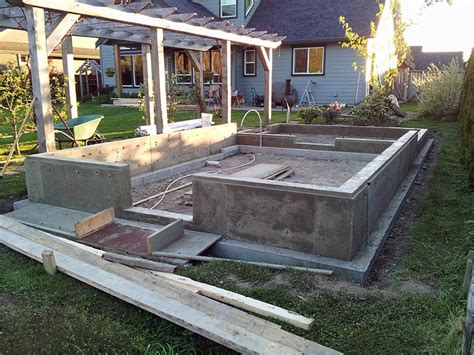 how to build a backyard shed how to build a shed foundation with your own