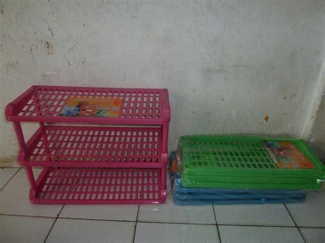 Jual Rak Sepatu 5 Susun Surabaya jual rak sandal sepatu susun plastik harga murah surabaya