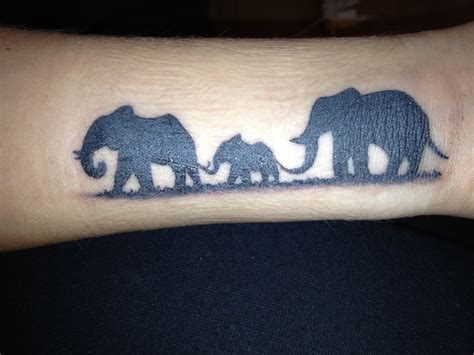 elephant tattoo trunk to tail elephant tattoo the 3rd elephant cute elephant tattoos