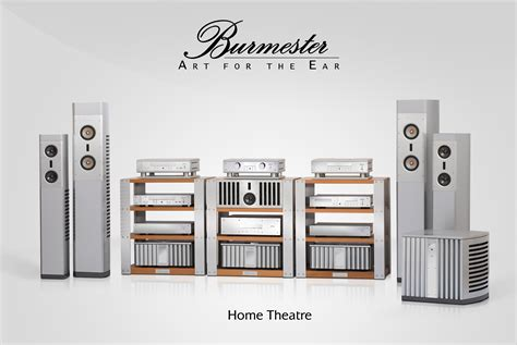 burmester audio crafted german audio systems