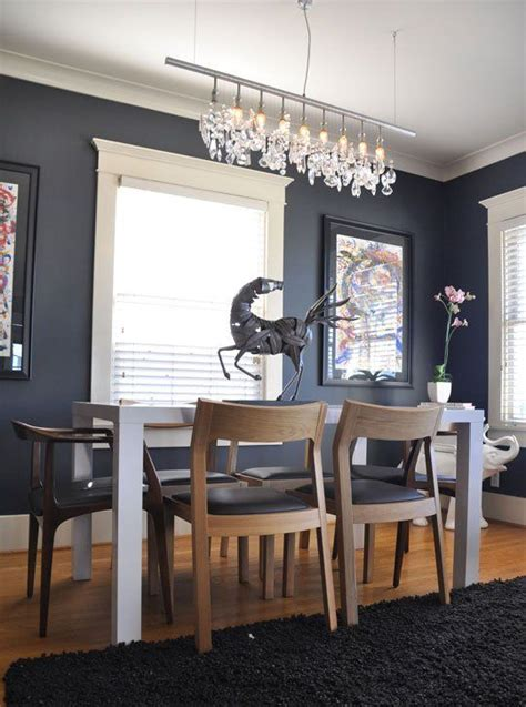dark gray dining room dark gray walls add dining room drama roommarks
