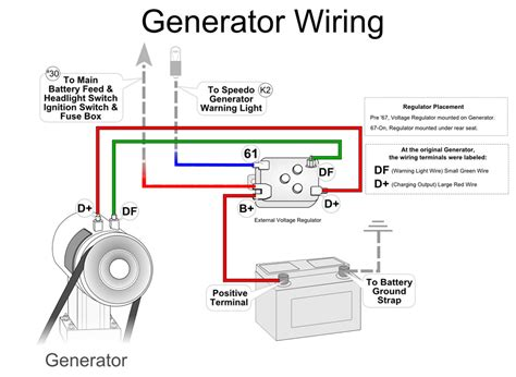 vw beetle generator wiring diagram wiring diagram with