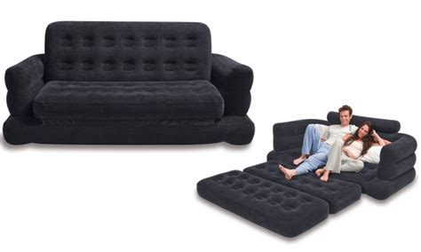 intex pull out sofa bed mattress sleeper