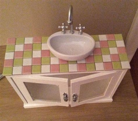 18 inch doll bathroom vanity american girl or 18 inch doll bathroom vanity
