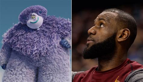 film dokumenter lebron james lebron james is voicing a yeti in an upcoming animated